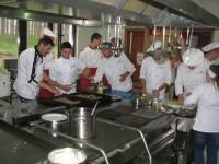 Кулинари на пракси